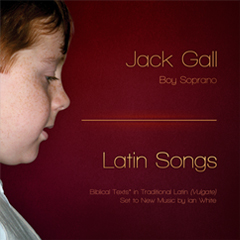 Jack Gall - Latin Songs